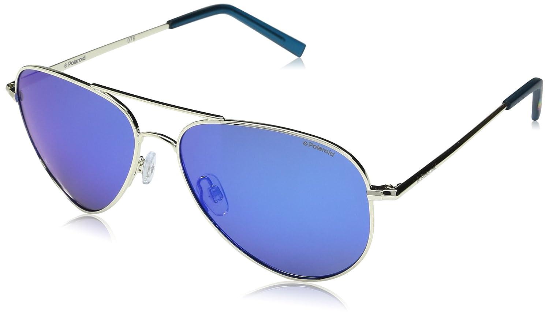 dcc7aef387e Polaroid Polarized Aviator Unisex Sunglasses - (PLD 6012 N J5G 56JY ...