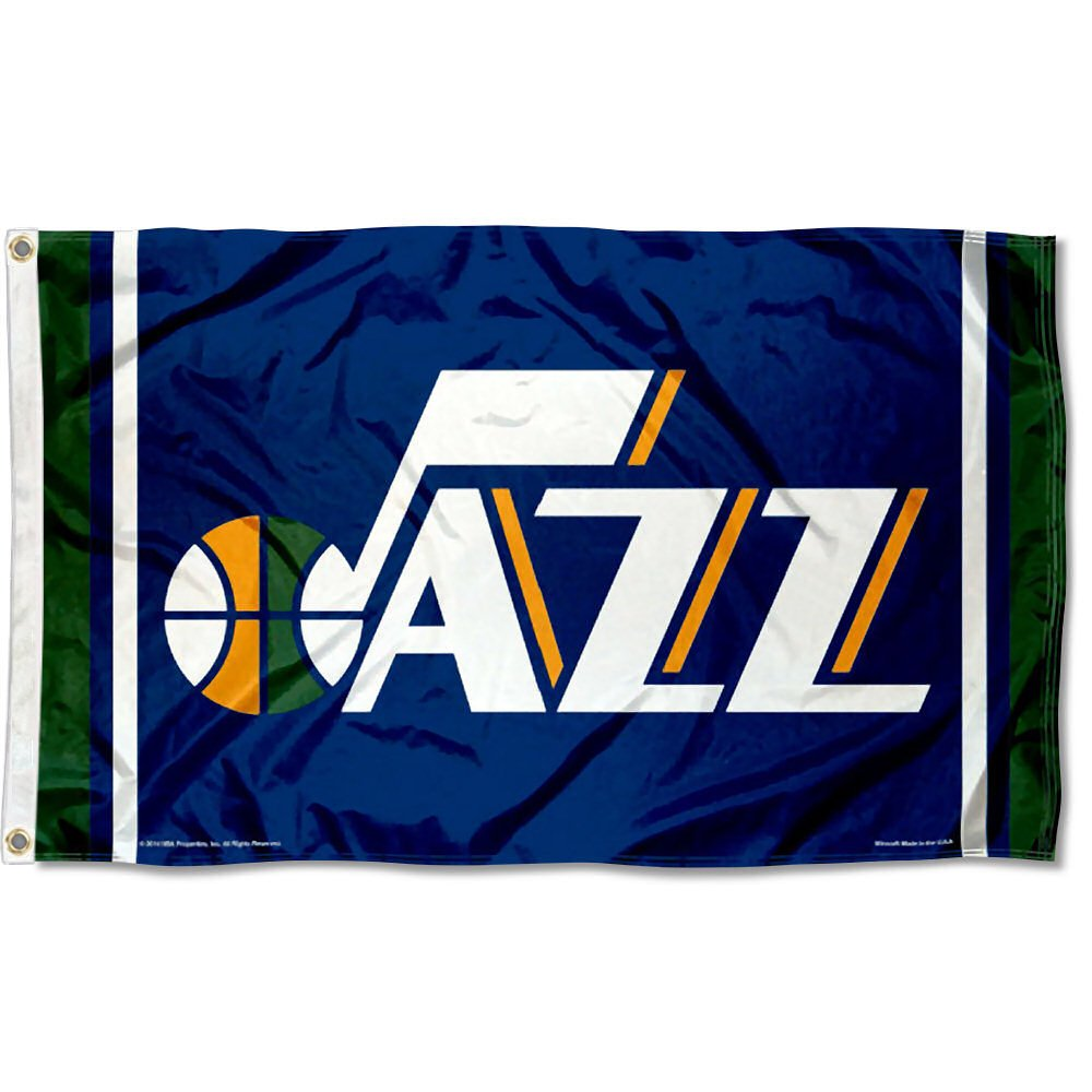 WinCraft NBA Utah Jazz 3x5 Flag