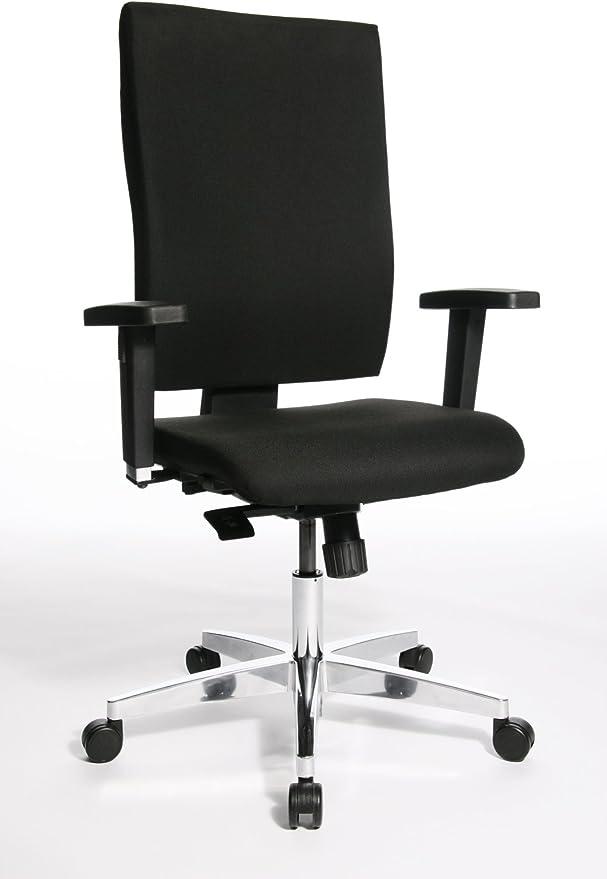 Topstar Lightstar 20 Express, Bürostuhl, Schreibtischstuhl, schwarz