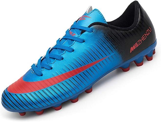 BOTEMAN Mens Football Shoes Breathable