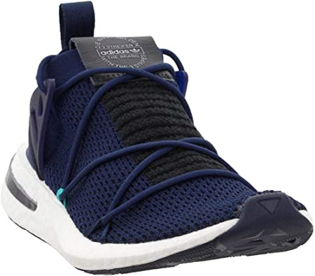 Cadena rural Amanecer  Amazon.com | adidas Womens Arkyn Primeknit Sneakers Shoes Casual - Navy -  Size 6 B | Road Running