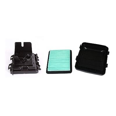 Honda 17220-ZM0-030 (1), 17231-Z0L-050 (1) and 17211-ZL8-023 (1) Air Filter Assembly Kit: Automotive