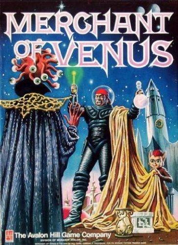 Merchant of Venus Avalon Hill