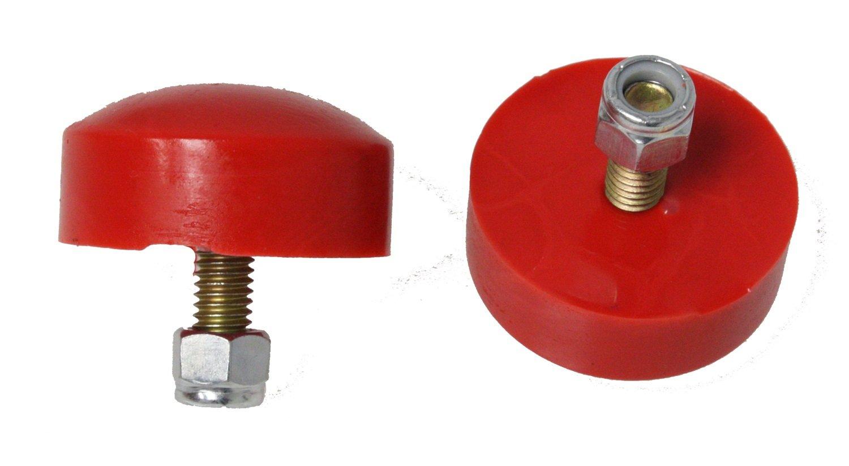 Energy Suspension 9.9116R 1' Tall Button Head Bump Stop