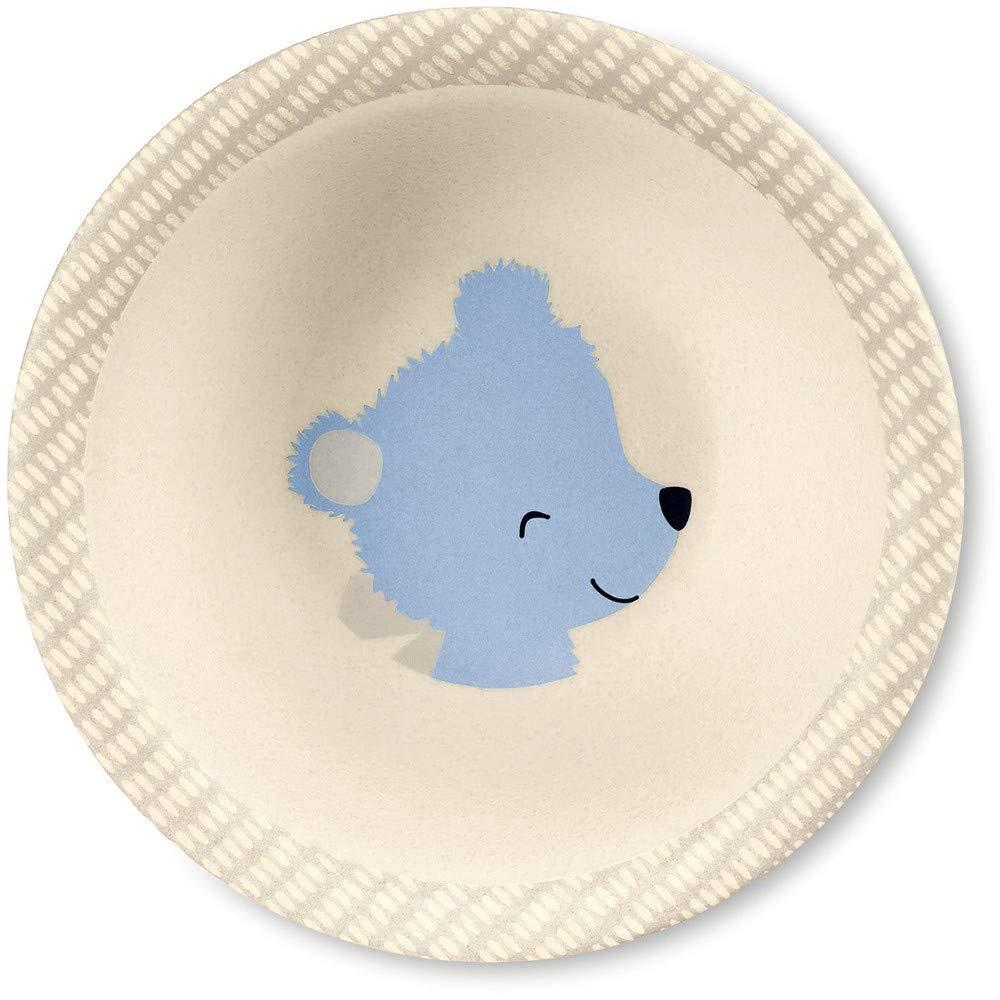 Vajilla infantil Sterntaler 6971871 Baylee bamb/ú color azul