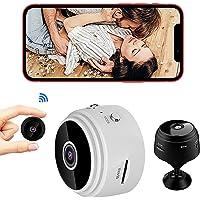 POTIKA 1080P HD Mini Câmera Espiã Sem Fio Wifi Enhance Night Vision Motion Detection, Câmera Oculta Com áudio, Câmeras…
