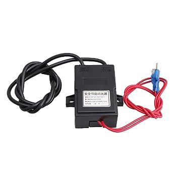 cnbtr AC220 V Alto Voltaje Generador de encendido Estufa de combustible con 15 KV Voltaje de salida: Amazon.es: Electrónica