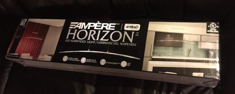 Ampere Horizon LED Suspended Light