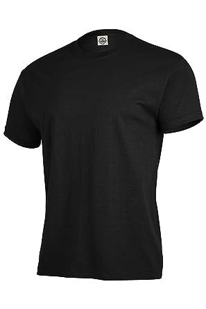 8049bd8702 Delta Apparel Men's Plain Basic Magnum Weight 6.0 oz T-Shirt