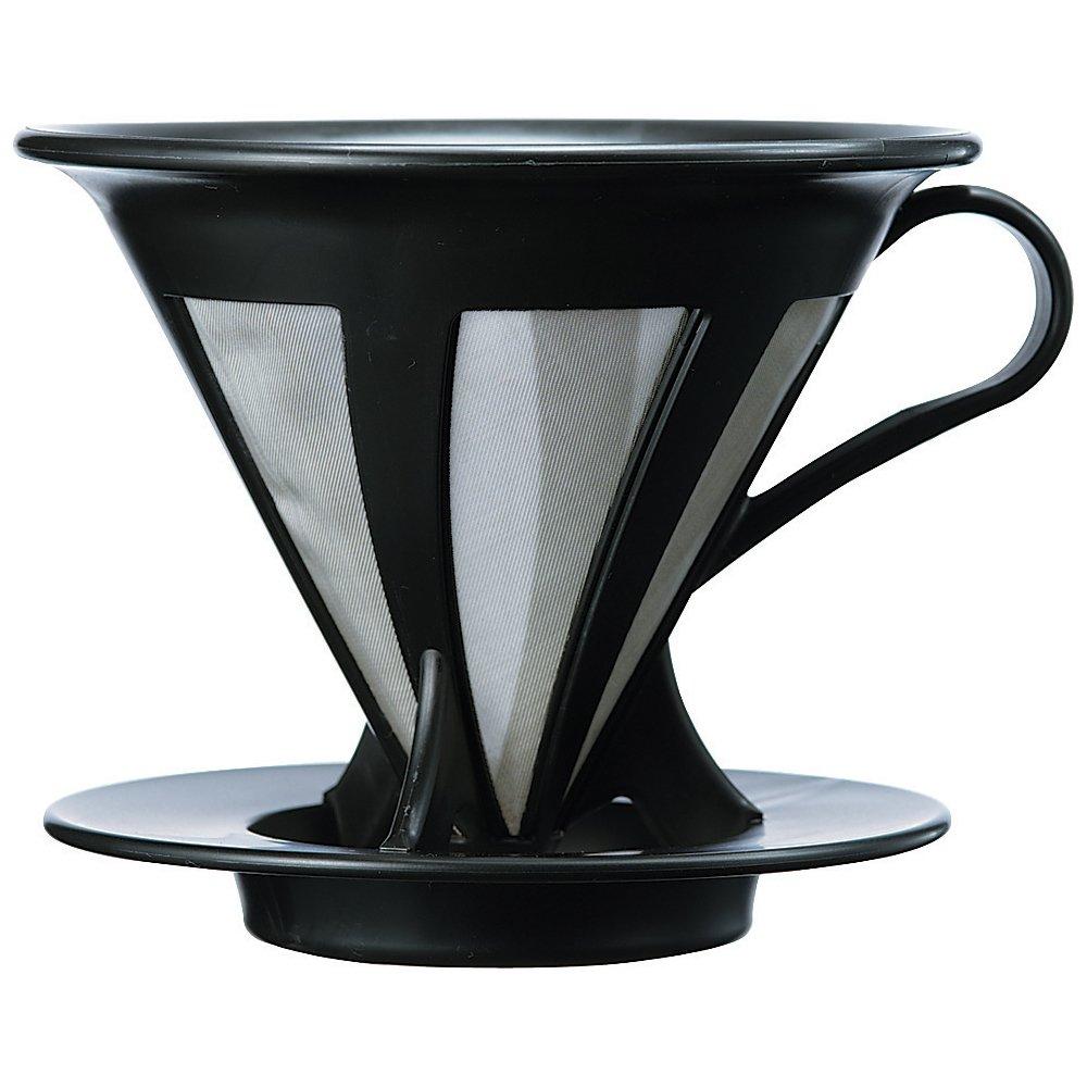 Hario Cafeor Dripper, Black CFOD-02B