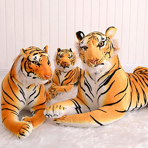 [Sealive Lively Tiger Animal Plush Toy about 11.8inch Children/Kid/Baby pp Cotton Plush Doll Stuffed Toy Birthday Gift Doll Plush oys] (Hobbes Costumes For Sale)