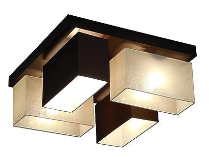 Lámpara de techo de WeRo, diseño de Vitoria 001/L, lámpara ...