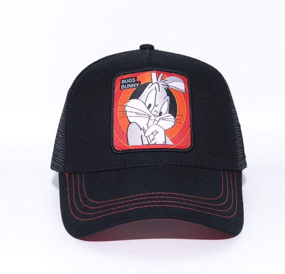 sdssup Anime Cartoon Cap Hat Net Cap Conejo Ajustable: Amazon.es ...