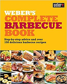 Image result for weber's complete bbq book