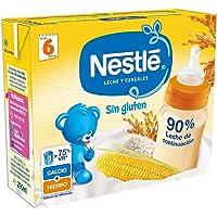 Nestlé Leche y Cereales Sin gluten - Alimento