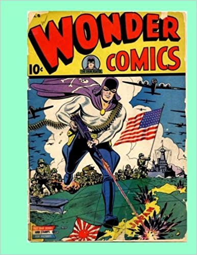 Wonder Comics #6: Grim Reaper - Spectro - Jim Dawson - The ...