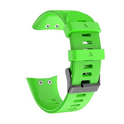 Woybda Watch Straps Repuesto de Correa Reloj de Silicona ...