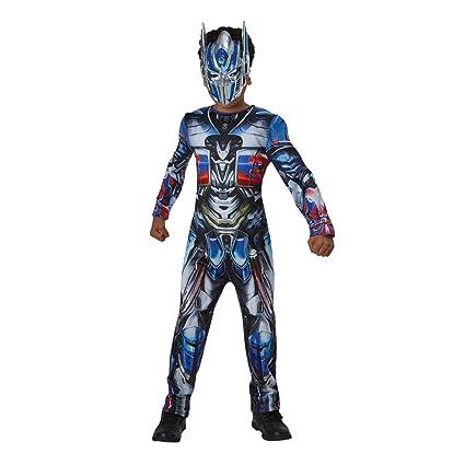 Disfraz infantil de Optimus Prime de Transformers: el último ...