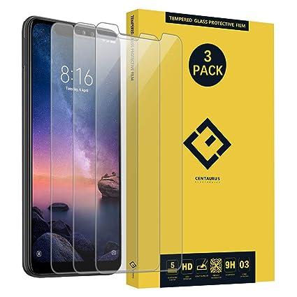 Amazon.com: CENTAURUS Repuesto para Redmi Note 6 Pro ...