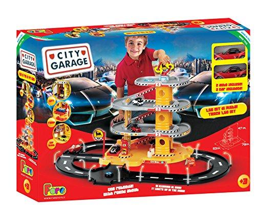 Lego City Garage : Haberkorn faro city garage amazon spielzeug