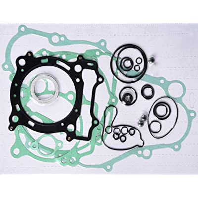 Gasket Kit YFZ450 Complete Tusk Top and Bottom End Set for YFZ 450 2004 2005 2006 2007 2008 2009: Automotive