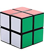 COOJA Magic Cube 2x2, Smooth Speed Cube 3D Puzzles Cube Puzzle Toys Brainteasers Boys Girls Presents