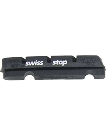 Swiss Stop FlashPro Original Black Brake Pads - Set of 4