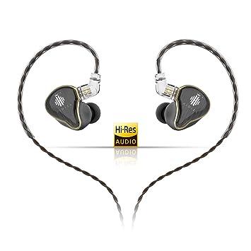 Amazon.com: Auriculares Hi-Fi HIDIZS MS4 de alta fidelidad ...