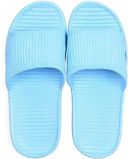 Unisex Donna Uomo Scarpe da Bagno Skidproof Sandali Piatti Iniziale Estate Bagno privato Pantofole Casual Indoor Beach Pantofole Fantasyworld
