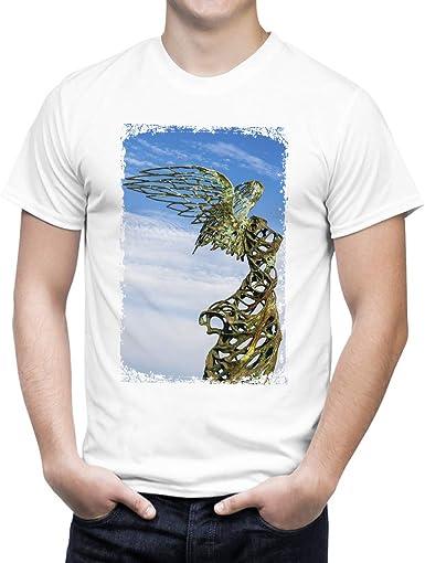 Titaniums Landing Nike - Camiseta Hombre - 100% Algodón: Amazon ...