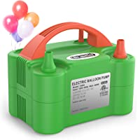Dr.meter Dual Nozzle Electric Balloon Pump with Dual Nozzle