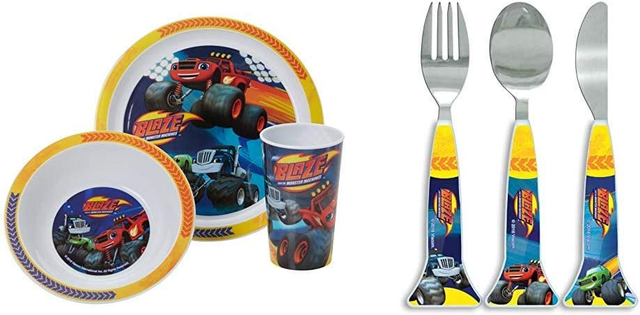 Blaze 4620BL-6282 Breakfast//Lunch and Dinner Set