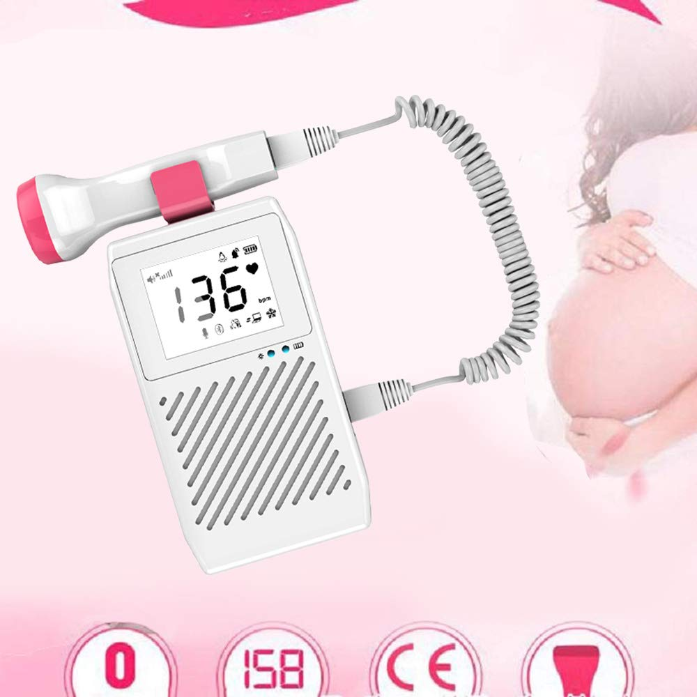 Fetal Monitoring Instrument Erkennt Bluetooth Verbindung