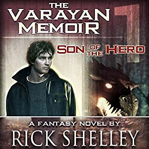 Son of the Hero Audiobook
