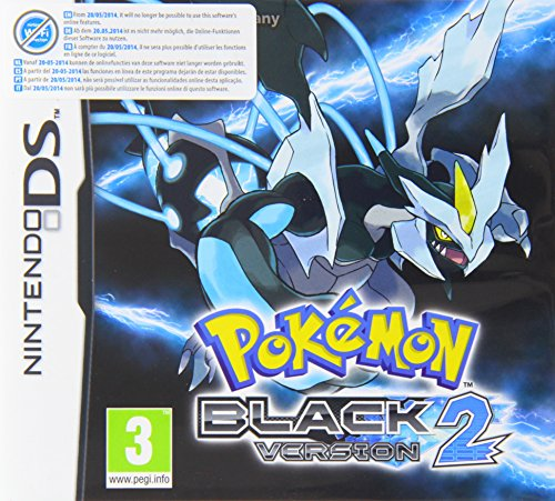 pokemon black 2 nintendo ds - 6