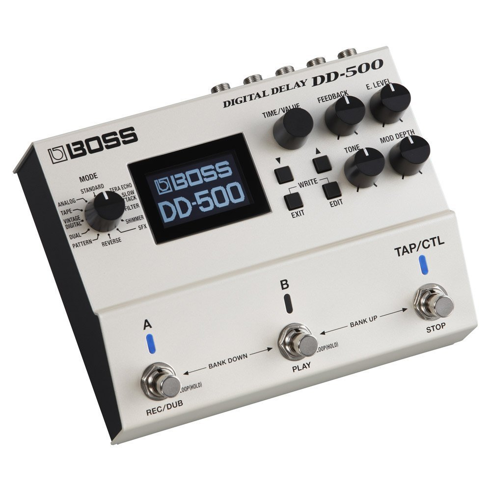 Top 5 Best Boss Delay Pedal (2020 Reviews & Buying Guide) 4