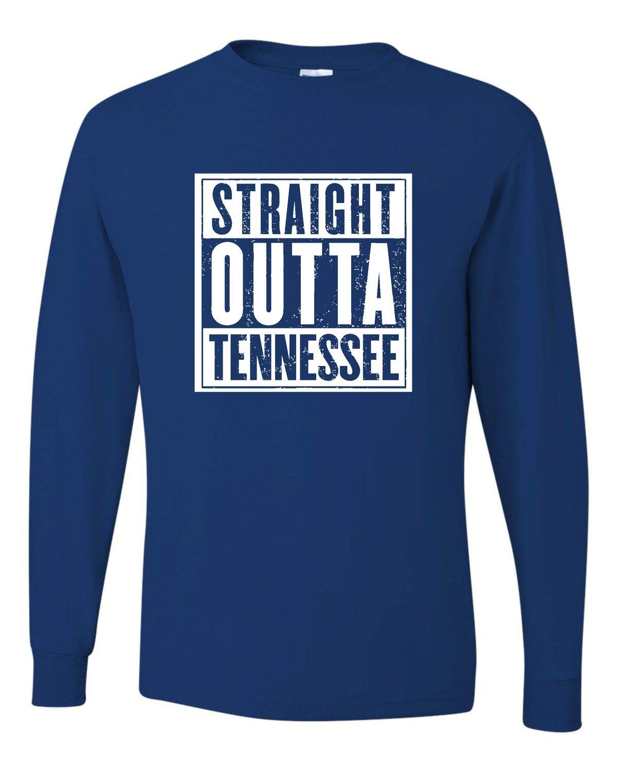 Adult Straight Outta Tennessee T Shirt
