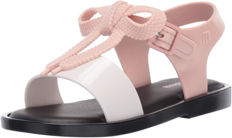   mini melissa Kids' Mini Mar Sandal Slipper   Sandals