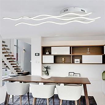 Deckenle Küche bmei moderne led deckenleuchten acryl wohnzimmer schlafzimmer küche