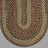 2′ x 3′ Joseph's Coat Braided Rug JC#775 Review