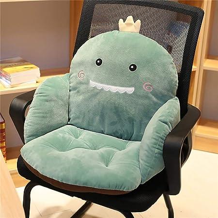 QHQH Felpa Cojín para Silla de jardín, Color sólido Antideslizante Espesar Muebles de jardín Cojines para sillones Algodón PP Almohadillas de Asiento Acolchadas para sillas de Comedor: Amazon.es: Hogar