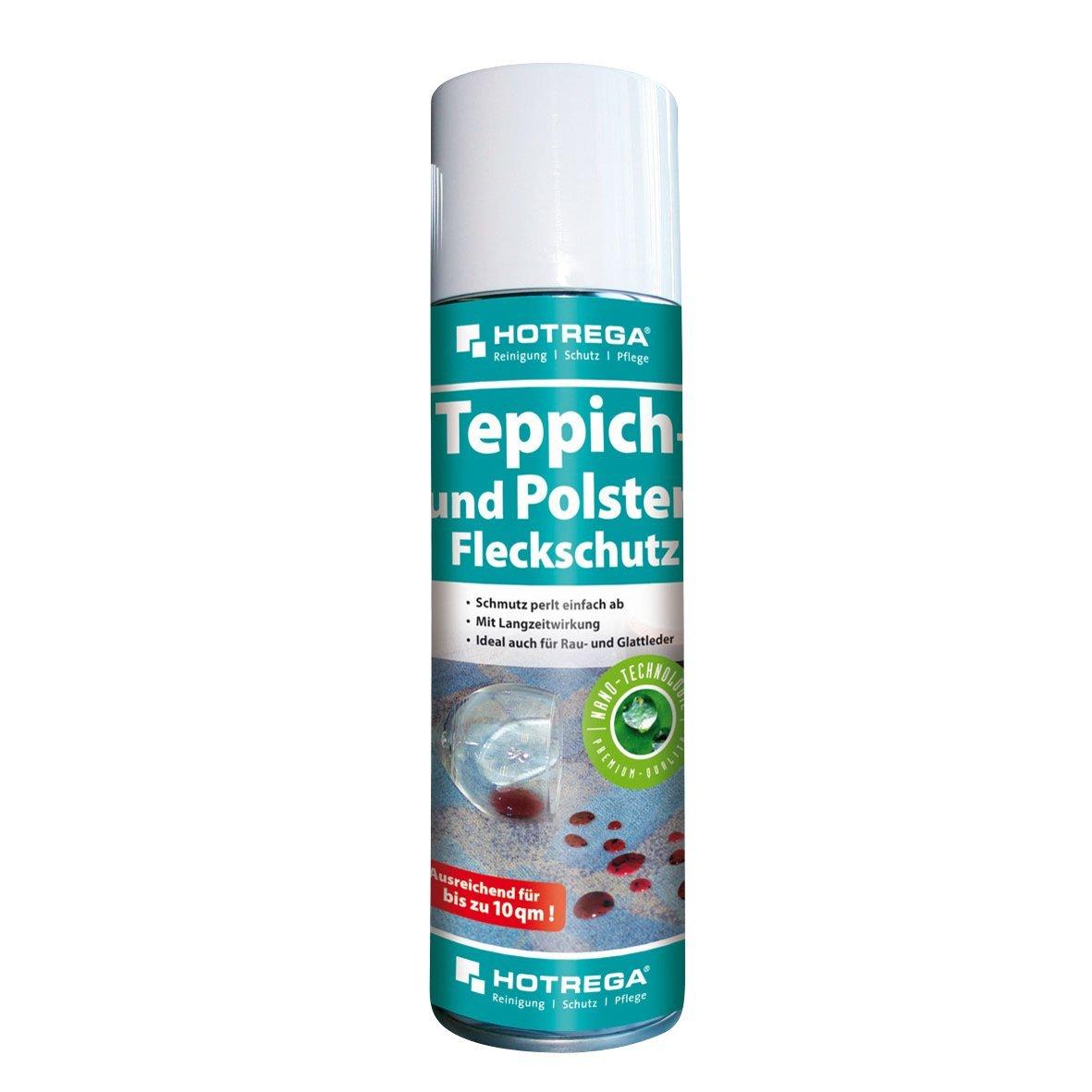 Hotrega H230070 Teppich- und Polster-Fleckschutz, Antihaft ...