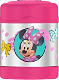 Thermos Funtainer 10-Ounce Food Jars 10 Ounce Minnie Mouse