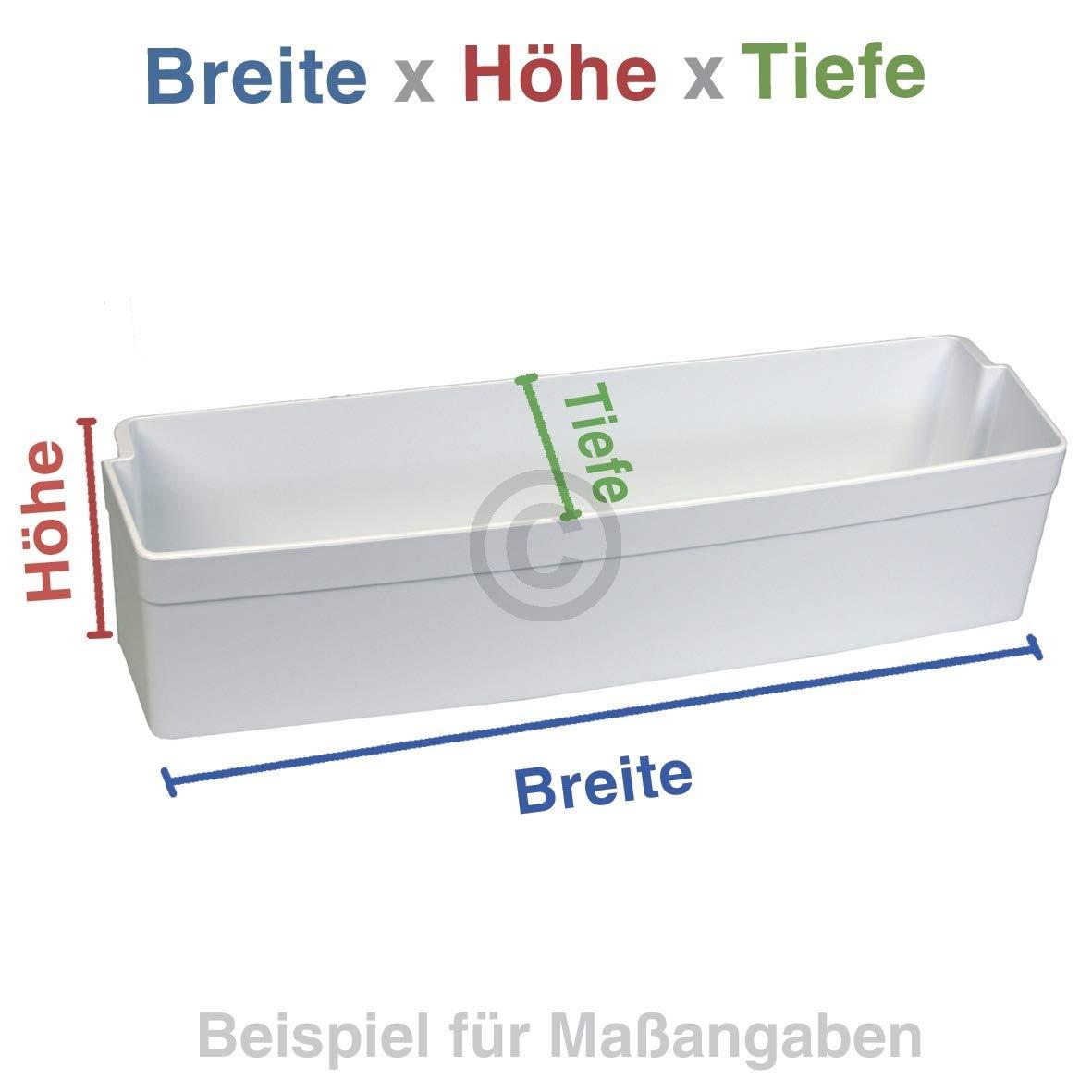 Bosch Absteller Fach T/ürfach niedrig 704750 nur f/ür K/ühlschrank siehe Beschreibung 00704750