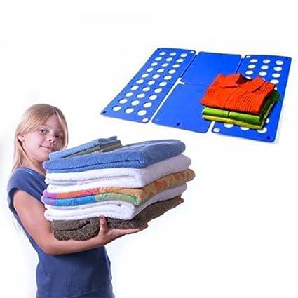 Tabla plegable) ayuda Ropa Doblar Camisa Ropa Para Niña