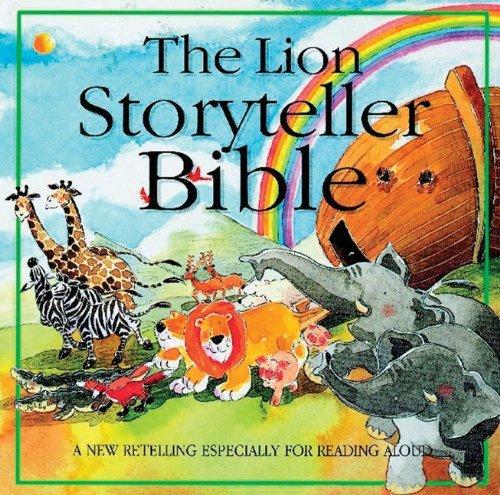 By Bob Hartman The Lion Storyteller Bible (Read-aloud) (New edition):  Amazon.co.uk: Bob Hartman: 8601404408984: Books