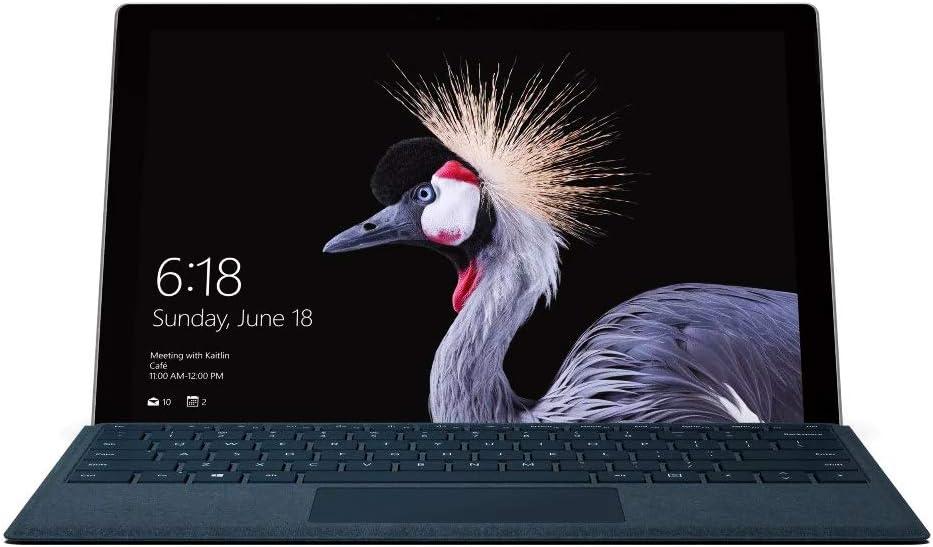 Microsoft Surface Pro, Model 1796, 2-in-1 Tablet Laptop (FJU-00001) Intel Core i5, 4GB RAM, 128GB SSD, 12.3-in PixelSense Multi-Touch, Win10 Pro