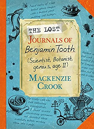 book cover of The Lost Journal of Benjamin Tooth
