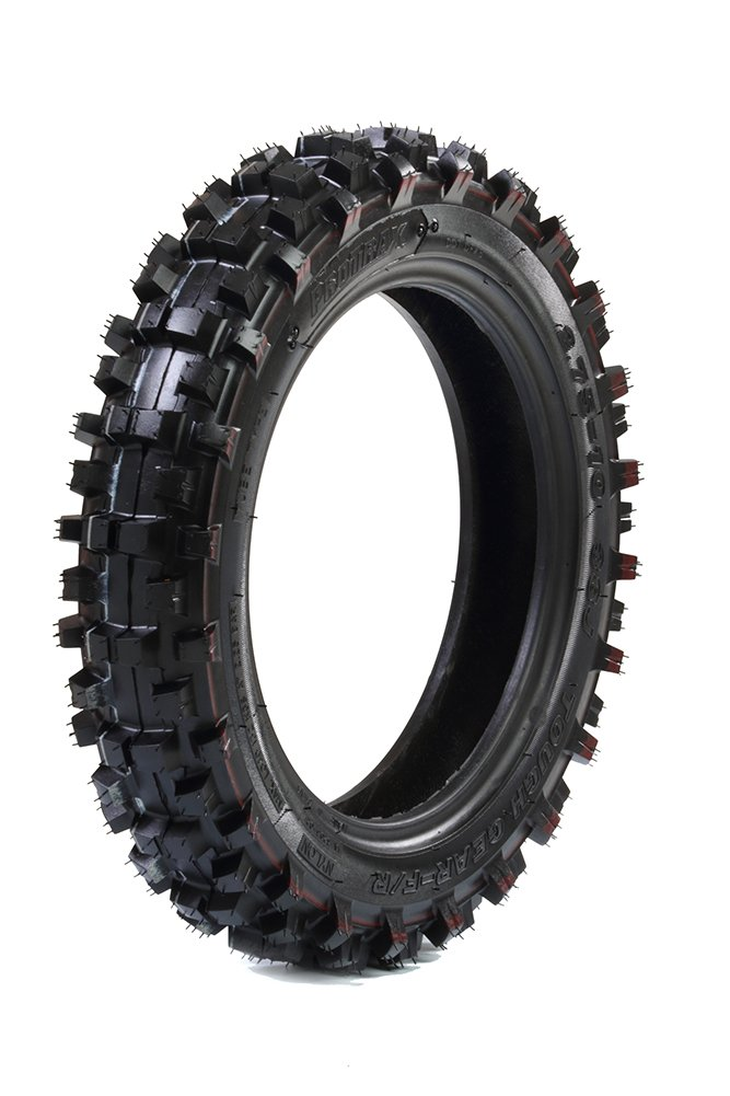 ProTrax PT1002 Motocross Off-Road Dirt Bike Tire 2.75-10 Front or Rear Soft/Intermediate Terrain