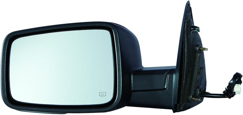 DEPO 334-5415L3EBH Dodge RAM PU R1500 Driver Side Heated Power Mirror with Turn Signal Lamp